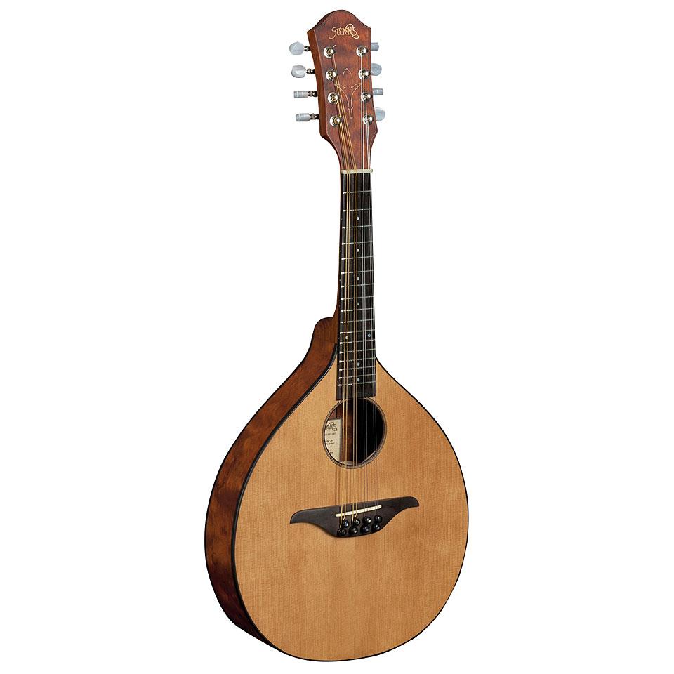 Une mandoline instrument de musique