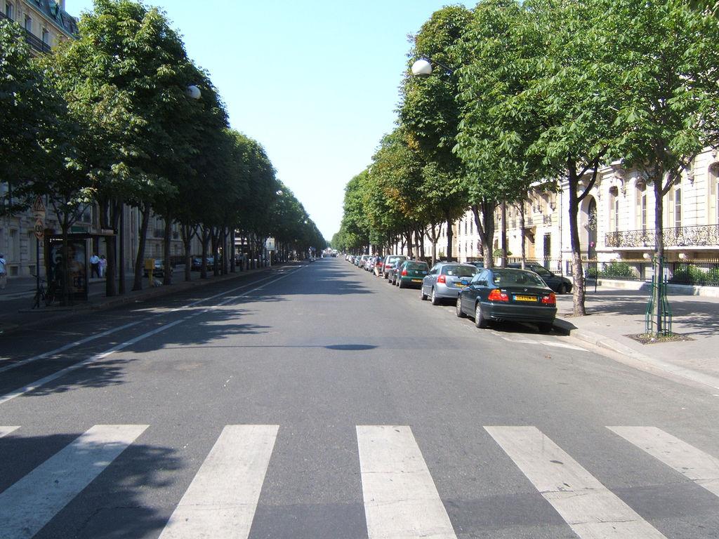 Une avenue