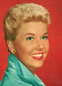 L'actrice américaine Doris Day