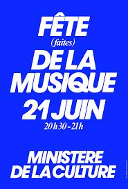 Affiche Fête (faites) de la musique 1982