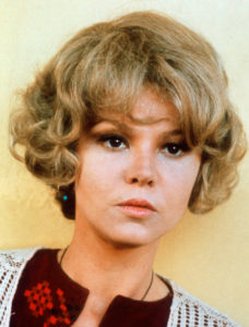 L'actrice américaine Barbara Harris