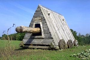 Bélier ancien (la machine de guerre)