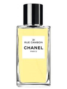 Parfum Chanel 31 rue Cambon
