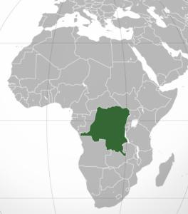 Situation de la RDC en Afrique