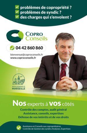 Affiche COPRO Conseils