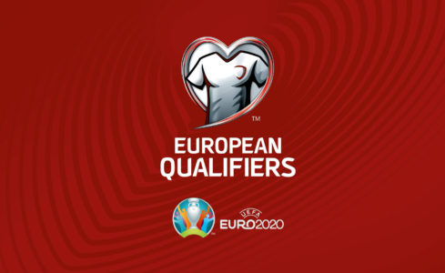 Logo des European qualifiers Euro 2020