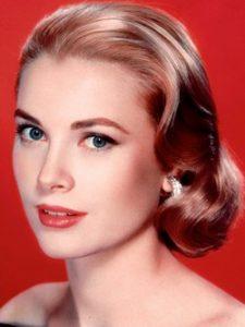 L'actrice américaine Grace Kelly