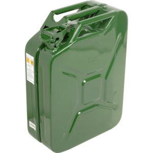 Jerrycan vert