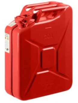 Jerrycan rouge