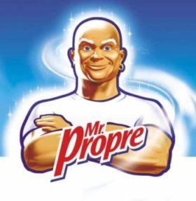 Logo Mr. Propre