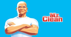 Logo Mr. Clean