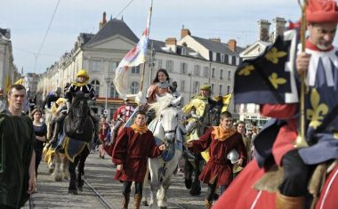 Les fêtes johanniques à Orléans (45)