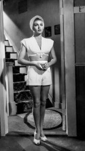 """Lana Turner dans """"Le facteur sonne toujours deux fois"""" (1946)"""