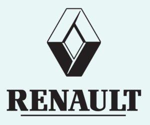Logo Renault 1992