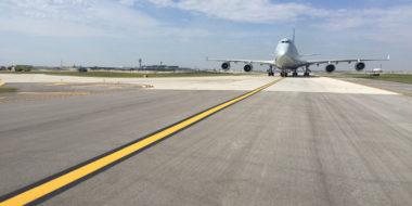 Voie de circulation sur un aérodrome