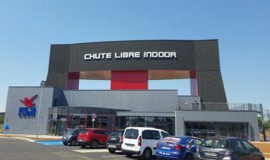 Soufflerie sportive iFLY Lyon (69)