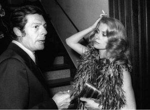 Catherine Deneuve et Marcello Mastroianni