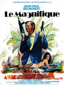 """Affiche du film """"Le magnifique"""""""