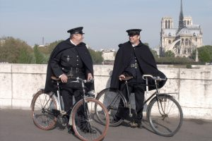 Hirondelles de la Préfecture de Police à Paris (75)