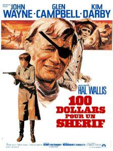 """Affiche du film """"Cent dollars pour un shérif"""""""