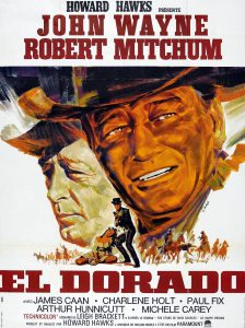 "Affiche du film ""El dorado"""