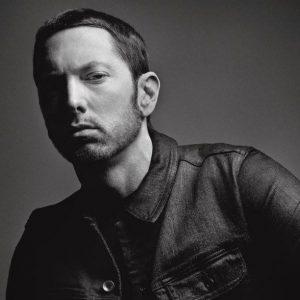 Le rappeur américain Eminem