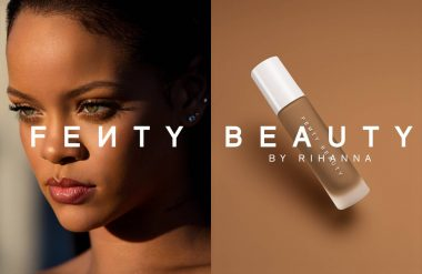 Affiche Fenty Beauty by Rihanna
