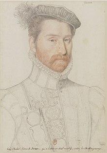 Guy 1er Chabot de Saint-Gelais, deuxième baron Jarnac