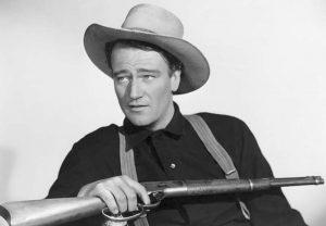 John Wayne jeune