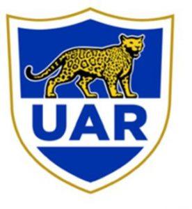Logo de l'UAR (Union Argentina de Rugby) (Union Argentine de Rugby)