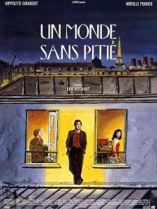"""Affiche du film """"Un monde sans pitié"""""""