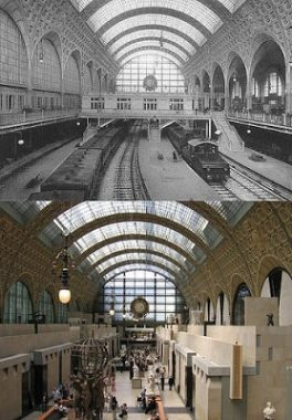 Gare d'Orsay - Musée d'Orsay