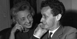 Madeleine Renaud et Jean-Louis Barrault
