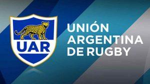 Drapeau de l'UAR (Union Argentina de Rugby) (Union Argentine de Rugby)