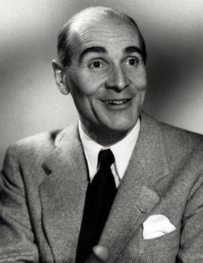 Le réalisateur français André Hunebelle