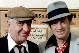 Charles Gérard et Jean-Paul Belmondo : 71 annnées d'une amitié indéfectible