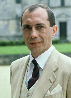 L'acteur français Feodor Atkine
