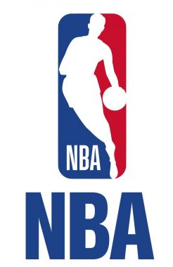 Logo de la NBA (National Basketball Association)