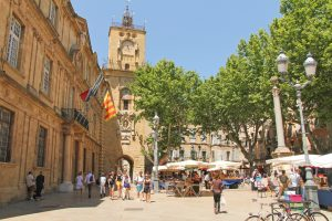 La mairie d'Aix-en-Provence (13)