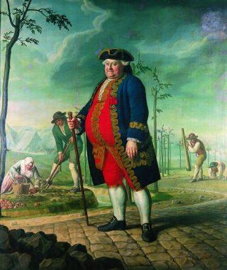 Antoine Augustin Parmentier, apothicaire militaire français, agronome, nutritionniste et hygiéniste.
