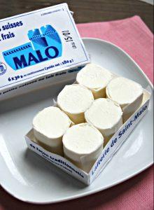 Petits suisses Malo en emballage carton
