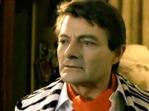 L'acteur français Philippe Laudenbach