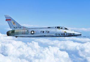 Avion états-unien North American F-100 Super-Sabre