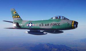 Avion états-unien North American F-86 Sabre
