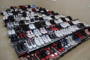 """Collection rétrospective de chaussures Nike """"Air Jordan"""""""