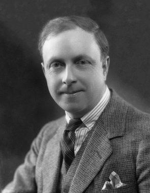 L'écrivain écossais A.J. Cronin