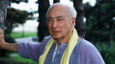 Le réalisateur français Gérard Oury