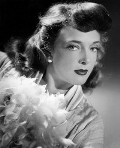 L'actrice française Micheline Presle