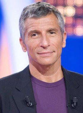 L'animateur de télévision français Nagui