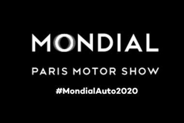 """Logo du """"Paris motor show"""""""
